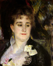 Madame Georges Charpentier by Pierre-Auguste Renoir