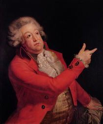 Honore Gabriel Riqueti Count of Mirabeau by Francois Louis Lonsing
