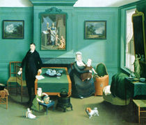 Family Group, c.1810 by Franz Schrank