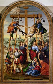 Descent from the Cross, c.1505-10 by Giovanni Antonio Bazzi Sodoma