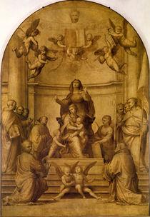 St. Anne by Fra Bartolommeo