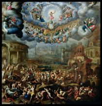 The Last Judgement by Jean the Younger Cousin