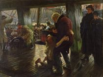 The Prodigal Son in Modern Life: The Return von James Jacques Joseph Tissot