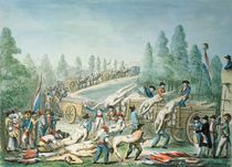 Transporting Corpses during the Revolution by Etienne Bericourt