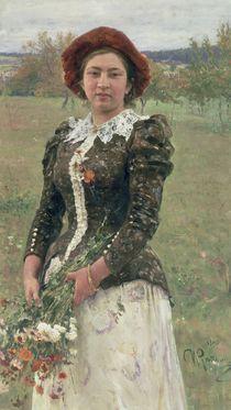 Spring Bouquet von Ilya Efimovich Repin