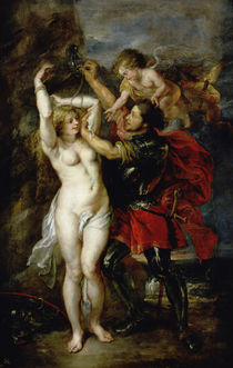 Perseus and Andromeda, 1633 by Peter Paul Rubens