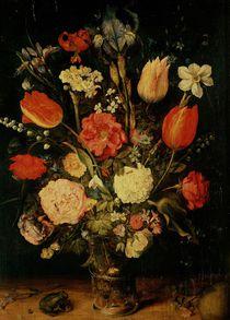 Still Life of Flowers by Jan Brueghel the Elder