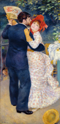 A Dance in the Country, 1883 von Pierre-Auguste Renoir