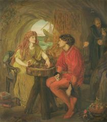 The Tempest von Lucy Madox Brown