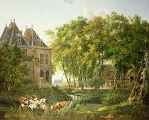 The Village Pond von Dutch School