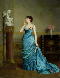 The Accomplice by Auguste Maurice Cabuzel