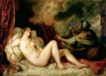 Danae Receiving the Shower of Gold by Titian