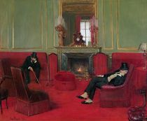 The Club, 1911 by Jean Beraud