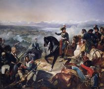 The Battle of Zurich, 25th September 1799 by Francois Bouchot