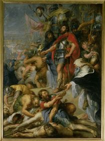 The Triumph of Judas Maccabeus von Peter Paul Rubens