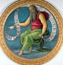 King David, c.1512-17 by Pietro Perugino