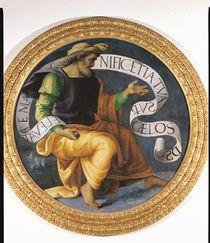 The Prophet Isaiah, c.1512-17 by Pietro Perugino