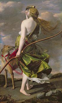 Diana the Hunter, c.1624-25 von Orazio Gentileschi