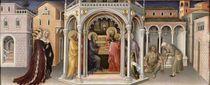The Presentation in the Temple von Gentile da Fabriano