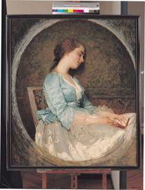 The Dream, 1857 von Charles Joshua Chaplin
