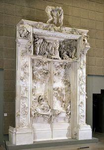 The Gates of Hell von Auguste Rodin
