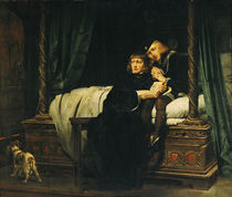 Edward V and Richard, Duke of York in the Tower 1830 by Hippolyte Delaroche