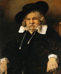 Portrait of an old man, 1667 von Rembrandt Harmenszoon van Rijn