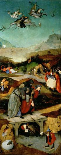 Temptation of St. Anthony von Hieronymus Bosch