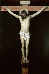 Christ on the Cross, c.1630 von Diego Rodriguez de Silva y Velazquez