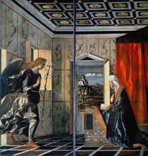 The Annunciation von Giovanni Bellini