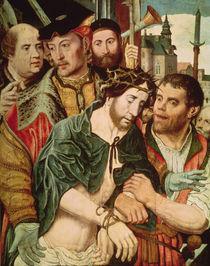Ecce Homo, 1520 by Jan Mostaert