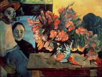 Te Tiare Farani , 1891 by Paul Gauguin