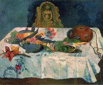 Still Life with Parrots, 1902 von Paul Gauguin
