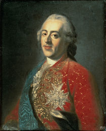 Louis XV by French School