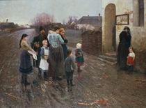 The Examination by Laszlo Pataky