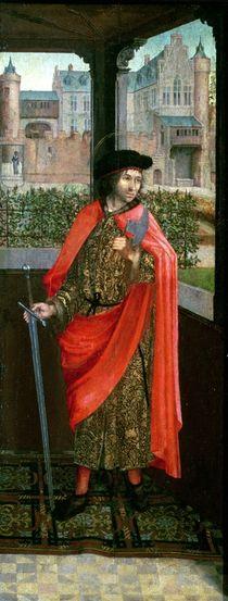 St. Crispin, 16th century von Dutch School