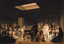 A Game of Billiards, 1807 von Louis Leopold Boilly