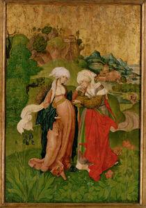 The Visitation, 1506 von Master M.S.