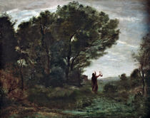 Orpheus by Jean Baptiste Camille Corot