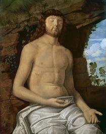 The Dead Christ, c.1510 von Marco Basaiti