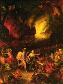 Aeneas in Hades by Jan Brueghel the Elder