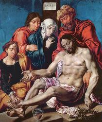 Lamentation, c.1540-45 von Maerten van Heemskerck