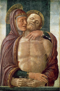 The Virgin with the Dead Christ by Jacopo da Montagnana