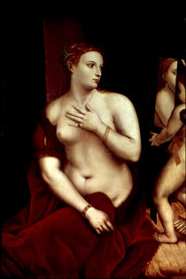 Venus in Front of the Mirror by Titian