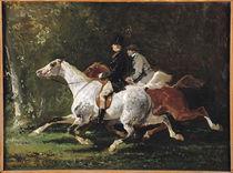 The Horsemen von Alfred Dedreux