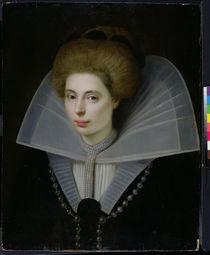 Portrait of a Woman von Dutch School