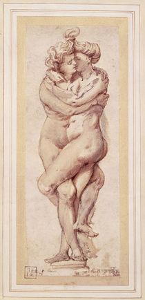 Embracing Couple von Peter Paul Rubens