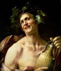 Self Portrait as Bacchus von Jan van Dalen