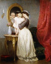 Reflections of Maternal Love by Robert Julius Beyschlag