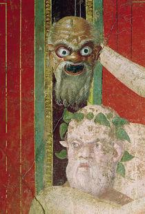 The Head of the Elderly Silenus von Roman